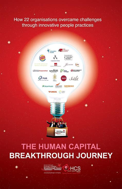 The Human Capital Breakthrough Journey How 22