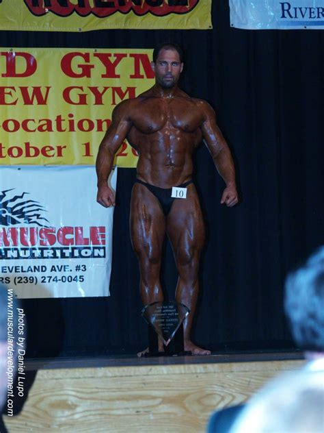 Bodybuilder Beautiful Franco Corelli