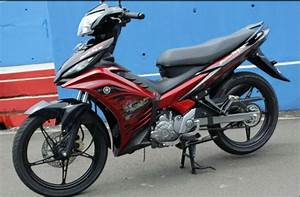 Spesifikasi Yamaha New Jupiter Mx