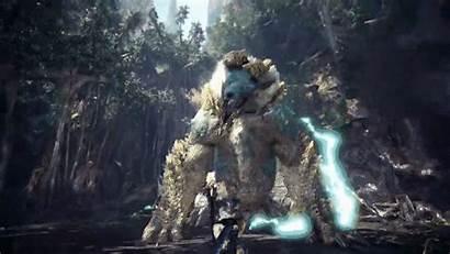 Monster Hunter Zinogre Iceborne Return Makes Its