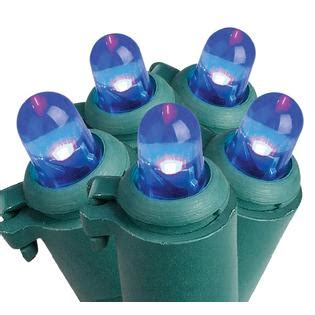 50 ct dome shaped blue led lights kmart