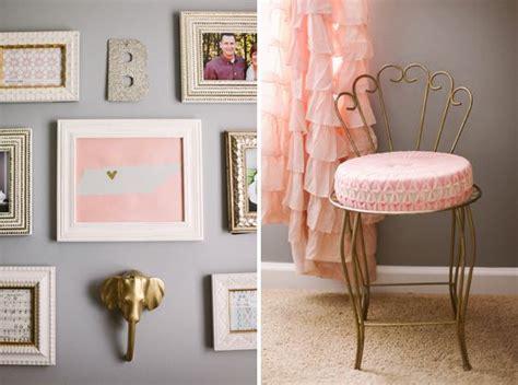 feminine nurseries and peaches on pinterest