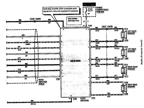 lincoln town car wiring diagrams wiring forums