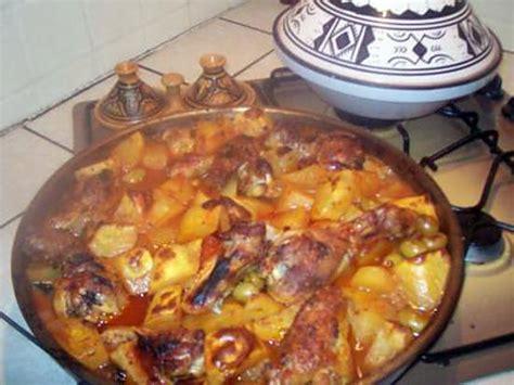 recettes poulet au four pommes de terre