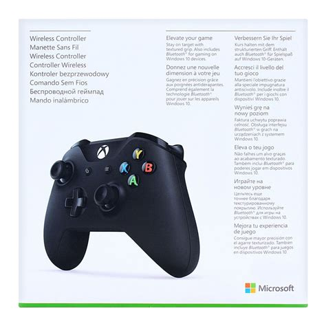 Order Xbox One Wireless Controller Black Online At Best