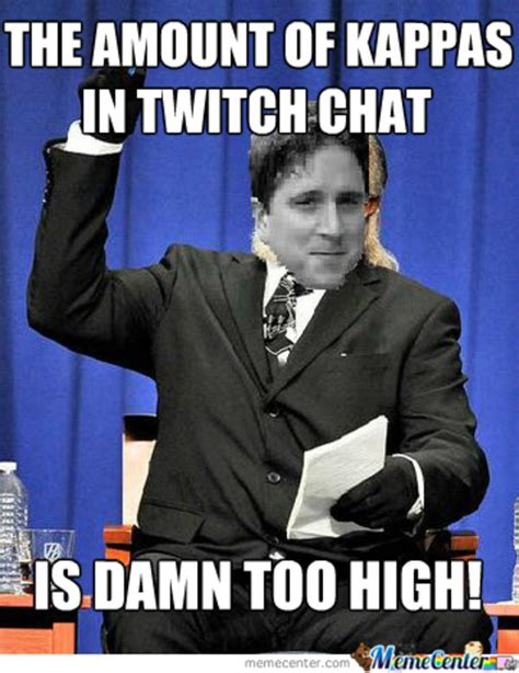 Meme Kappa - too damn high kappa know your meme
