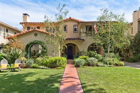 an updated style home for sale in san marino