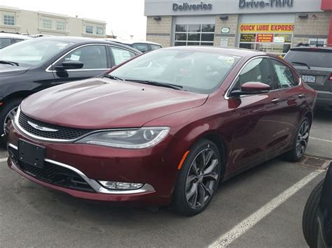 2015 Chrysler 200 C by 2015 Chrysler 200 C Autos Post