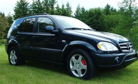 Sell Used Mercedes Ml55 Amg Immaculate Excellent