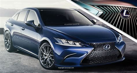 2019 Lexus Es Is Coming On April 25, Here's Everything We