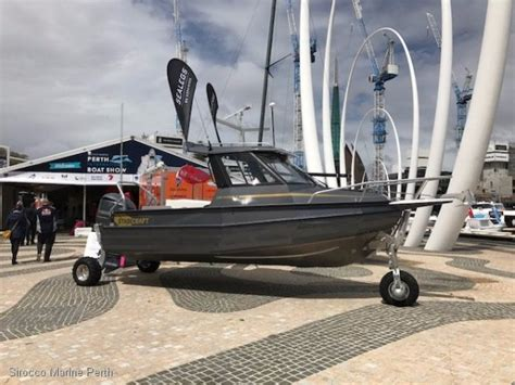 Boat Trailer Wheels For Sale South Australia by New Sealegs Stabicraft 2100st Hibious Stabicraft 2100