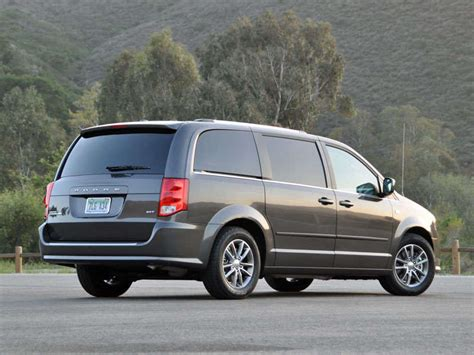 Minivan Cars : 2014 Dodge Grand Caravan Review And Quick Spin