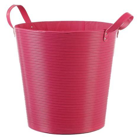 panier a linge plastique panier 224 linge plastique 40cm