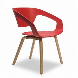 Chaise Scandinave Rouge : chaise design scandinave toute la collection drawer ~ Teatrodelosmanantiales.com Idées de Décoration