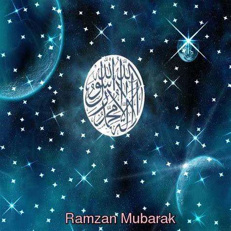 shining ramadan moon    spirit  ramadan