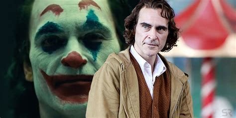 What's Joaquin Phoenix's Finished Joker Look? Screenrant