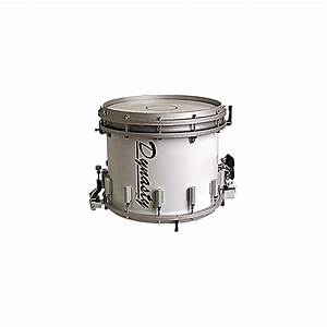 Dynasty DFXT Marching Double Snare Drum Black | Music123