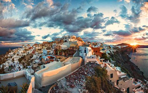Santorini Greece Most Beautiful Spots