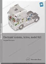 Wiring Diagram De Mercedes Benz Actros
