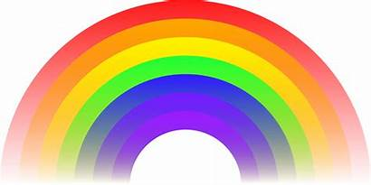 Rainbow Vector Clipart Getdrawings