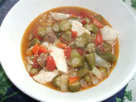 chicken gumbo healthy foodies chicken gumbo