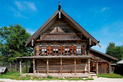 7 Different Types Of Traditional Russian Dwelling