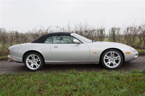 Used 2003 Jaguar Xk8 Convertible For Sale In Wiltshire