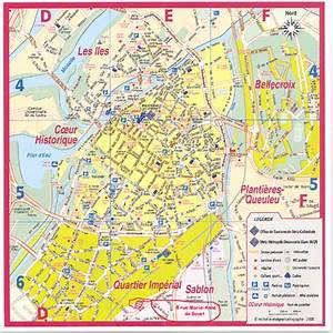 Plan De Metz : info plan metz ville ~ Farleysfitness.com Idées de Décoration