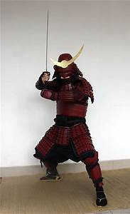 Arima Clan Japanese Samurai Armor