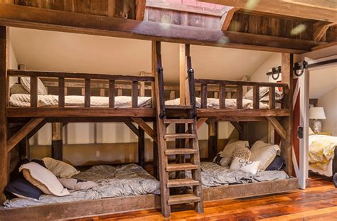 cool designs  bunk beds   home design lover