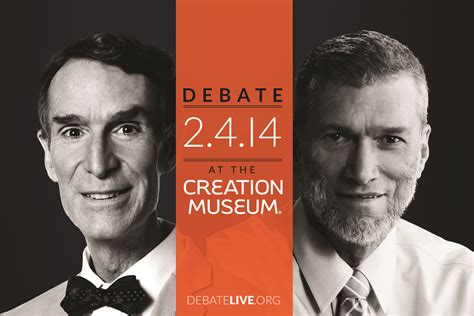 What You Need To Know About The Bill Nye Vs Ken Ham Creation Debate