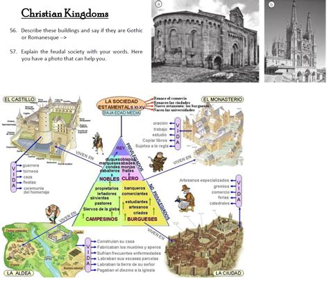 social science  grade  middle ages christian kingdoms