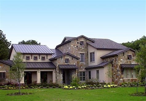 County House Plans by Compelling Hill Country House Plan 67078gl