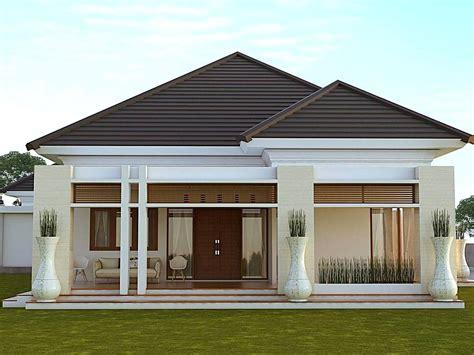 desain rumah mewah  lantai model terbaru