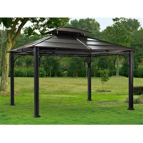 steel pergola with canopy 17 best ideas about steel gazebo on screened canopy steel pergola and steel canopy