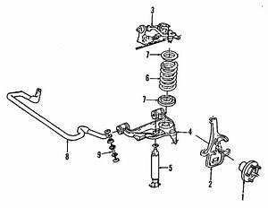 Ford Aerostar Link  Aerostar  Suspension  Control  Arm