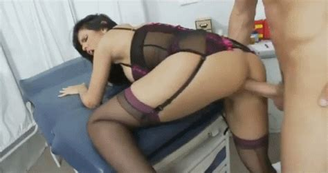 Fuck Your Brain Out In Stockings And Suspenders