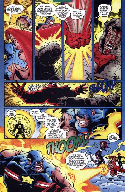 Avengers vs X men vs Justice league - Battles - Comic Vine