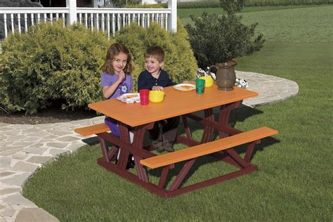 Amish Made Kids Outdoor Furniture From Dutchcrafters Amish