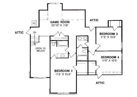 house plans blueprints house 4303 blueprint details floor plans
