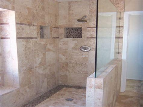 tile flooring ideas for bathroom bathroom doorless shower ideas suspended shower
