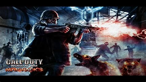 Der Riese (zombie Factory) Cod Waw Map Pack 3 First Look