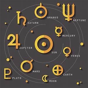 10 Planets In Astrology Scorpioseason