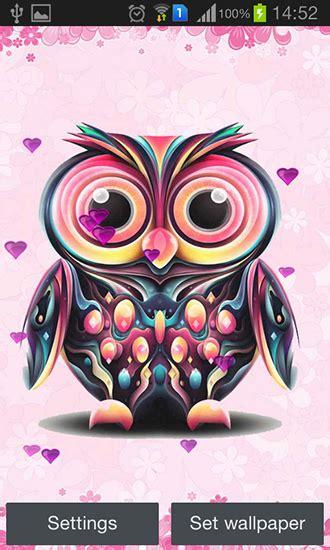 descargar owl  android gratis el fondo de pantalla
