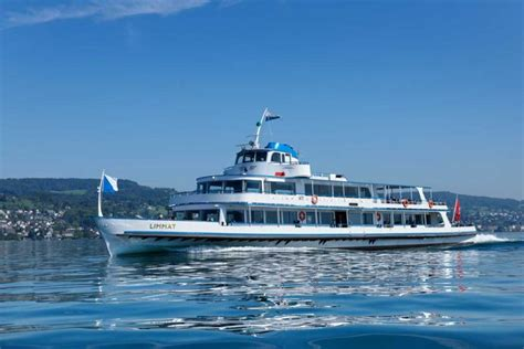 Zurich Boat by Lake Zurich Cruises Leisure Activities Sports Zurich