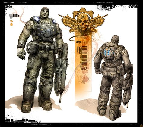 Book Review The Art Of Gears Of War 3 Cg Channel