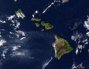 NASA Visible Earth: Hawaii
