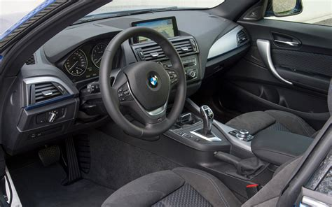 bmw  interior black