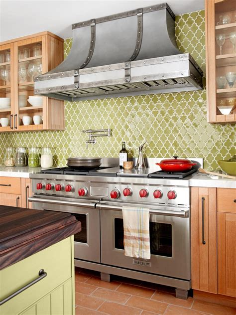 backsplash designs for kitchen dreamy kitchen backsplashes hgtv