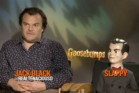 Dishin' with The Cast Of 'Goosebumps' The Movie - Dish
